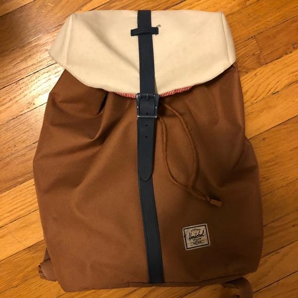 43b7177fa07 Herschel Supply Company Handbags - Herschel Supply Co.  Post  Backpack in  Natural